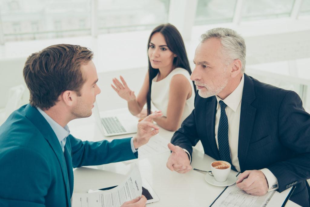 Kommuniaktion in schwierigen Gesprächen und Verhandlungen